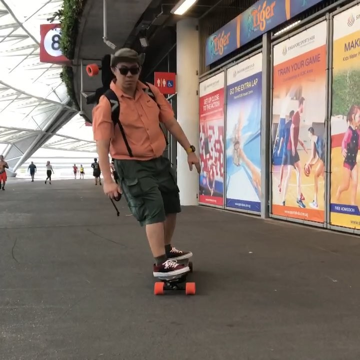 Alterbags Alternative Electric Skateboard Bags for